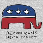 Republicans Never Forget by 72ndRedPenguin
