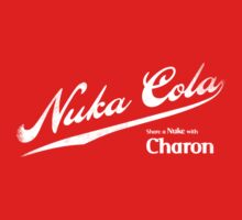 Nuka Cola - Charon by thehorror