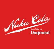 Nuka Cola - Dogmeat by thehorror