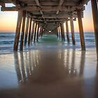 Henley Jetty - South Australia by Aaron Viljoen