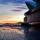 Sunrise Opera by Aaron Viljoen