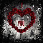 Dark Valentine by Luisa Fumi
