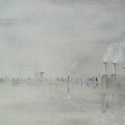 """Battersea Power Station"" by Alan Harris"