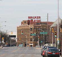 The Walker by Dean Mucha