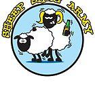 Sheep Shag Army by Tom Fulep