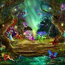 The Dancing Auroras by Aimee Stewart