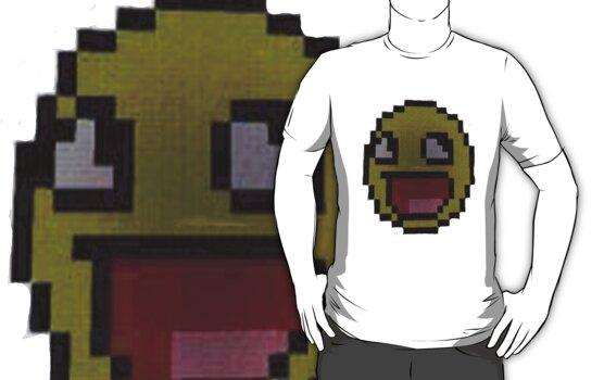 AwesomeFace: Minecraft by xBfmVxReapeRx