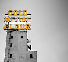 Gold Medal by Jeff Stubblefield