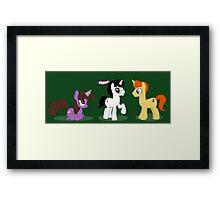 Potteronies Framed Print