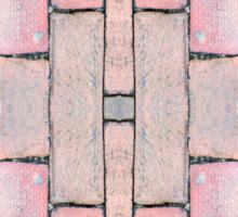 Brick Abstract Sticker