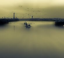 Whitby In My Eyes by sammythor