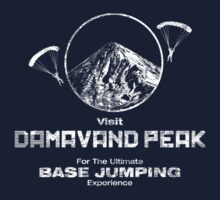 Damavand Peak by robotrobotROBOT