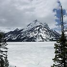 Jenny Lake by Paul Simms