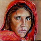 Afghan Girl by Alex-Prosser