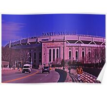 Yankee Stadium, The Bronx- New York, New York Poster