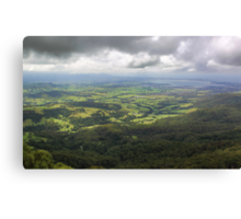 View from Knights Tower Canvas Print