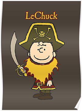 LeChuck by Scott Weston