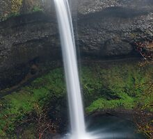 South Falls #2 by Jennifer Hulbert-Hortman