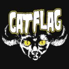 Cat flag Samhain by BUB THE ZOMBIE