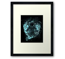 come dance with me Framed Print