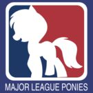 Major League Ponies by bomdesignz