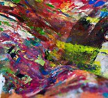 Apron Melange by phil decocco