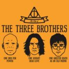 The Tale of the Three Brothers (Harry Potter) by huckblade
