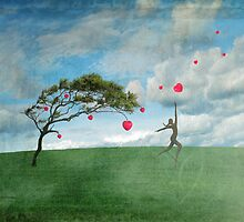Love Is In The Air by Elizabeth Burton