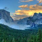Yosemite Valley by Ross Campbell