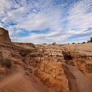 Majestic Mungo - Mungo NP, NSW by Malcolm Katon