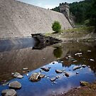Derwent Dam by Martin Jones
