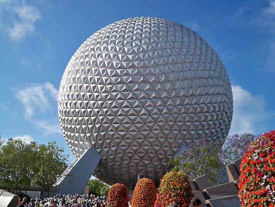 Epcot by Patrick Tocher