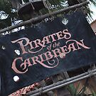 Pirates of the Caribbean by Patrick Tocher