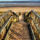 Mablethorpe Beach by Paul Thompson Photography