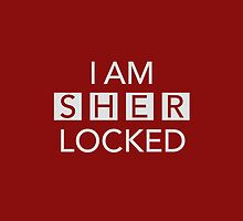 Sherlocked Red by Mark Walker
