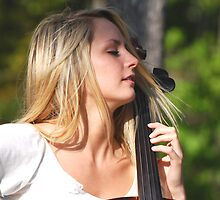 Jilly and the Cello  by barnsis
