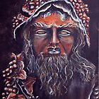 Bacchus - God of Wine by Sandy Clifton