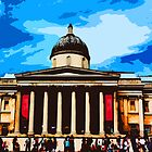 National Gallery, London by cycreation