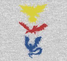 Legendary Bird Splatter Kids Clothes