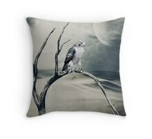 Dust Bowl... Throw Pillow