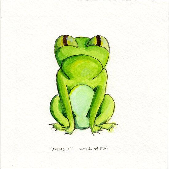 Froggie by Amy-Elyse Neer