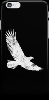 Eagle (black) by Yiannis  Telemachou