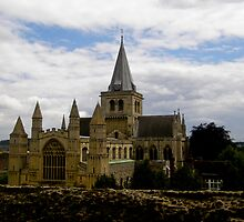 Rochester cathedral  by tunna