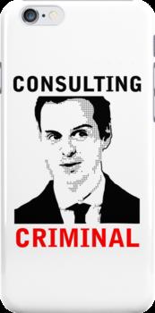 Consulting Criminal by plasticdoughnut