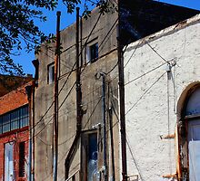 Alley Architecture by Betty Northcutt