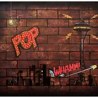 Seatle POP by Cyrelda