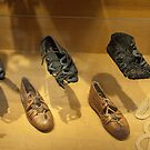 Roman Footwear by Quixotegraphics