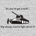 So you've got a tank? by daveb72