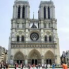 Notre Dame by Robyn Forbes