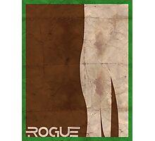 Minimalist Rogue Photographic Print